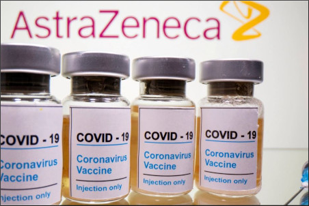 Tuesday. April 13th.  - 1.50pm.  ***UPDATE***MAN REPORTEDLY DIED AFTERRECIEVING COVID-19 VACCINE                   The Ministry of Health & Wellness have concluded thier review and investigation of a Belize District man in his early 50s who reportedly died within 24 hours after receiving a COVID-19 ASTRA ZENECA Vaccine. The Ministry found that the cause of death was not due to the vaccine and has indicated that they can only reveal the cause of death upon receiving approval from the man's family.